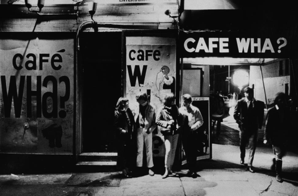 Café Wha?