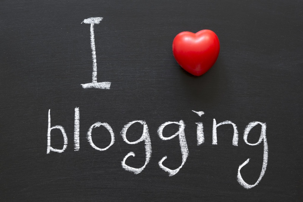 blogging love