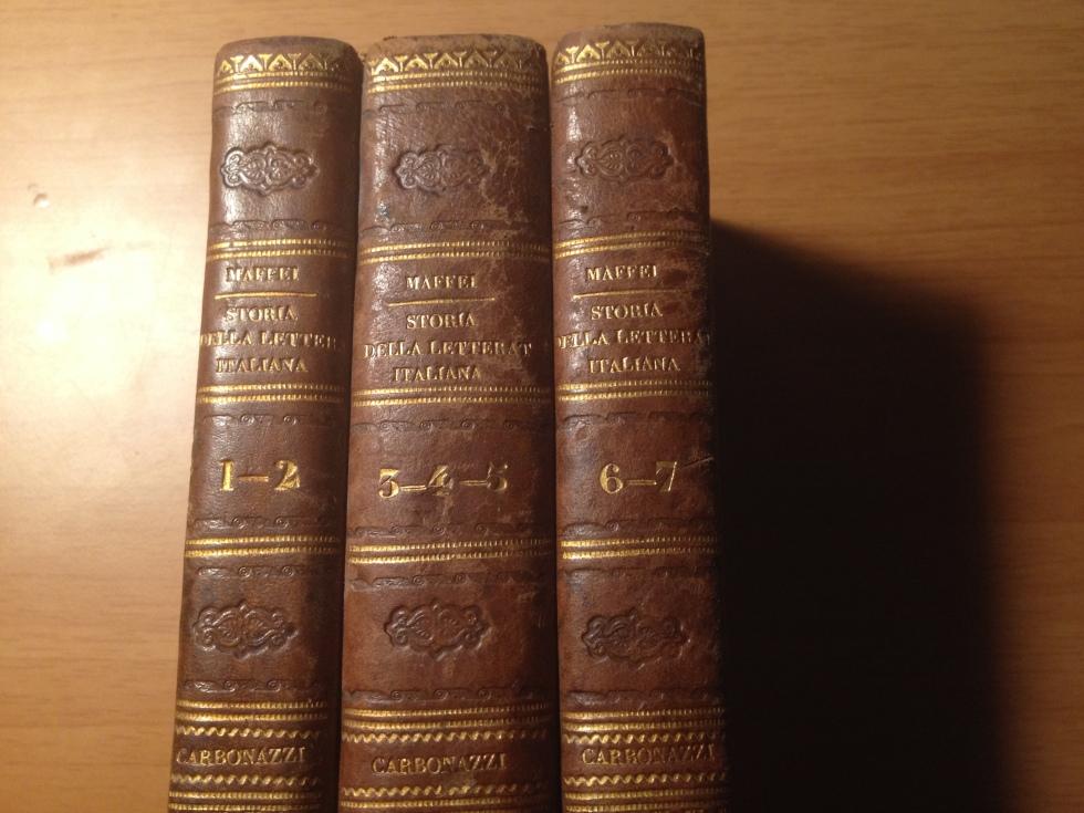 La mia libreria - Maffei