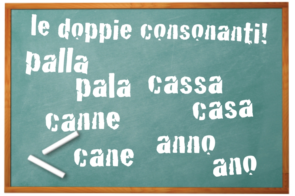 consonanti doppie