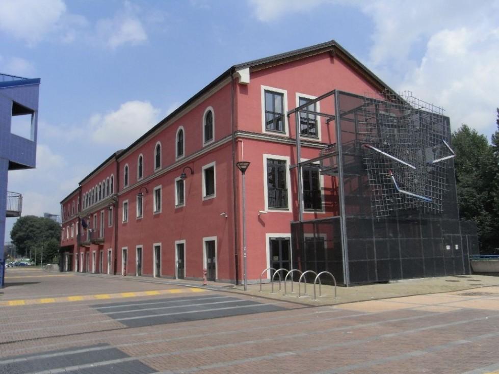 Biblioteca civica Calvino a Torino