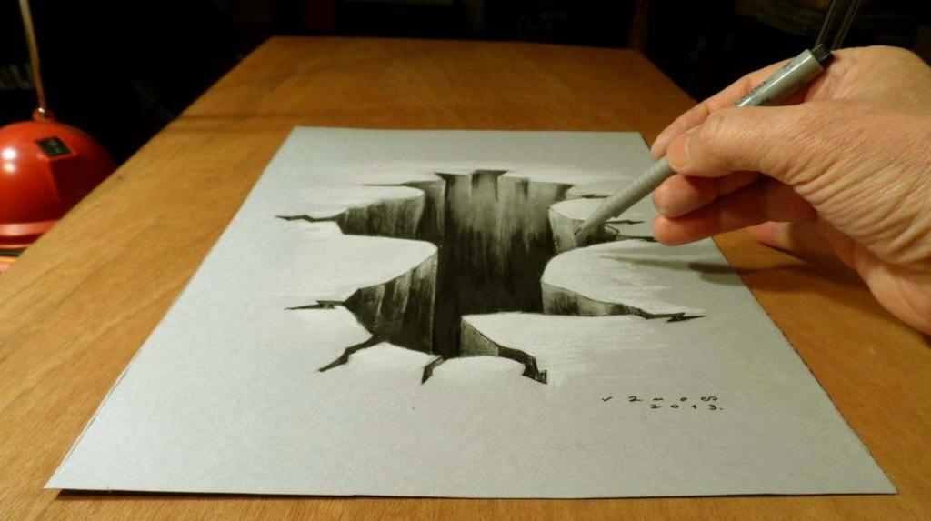 L'arte di disegnare a matita