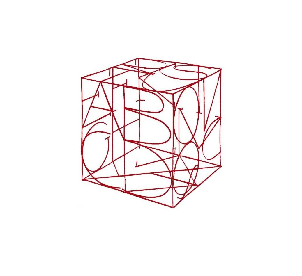 Cubo alfabetico