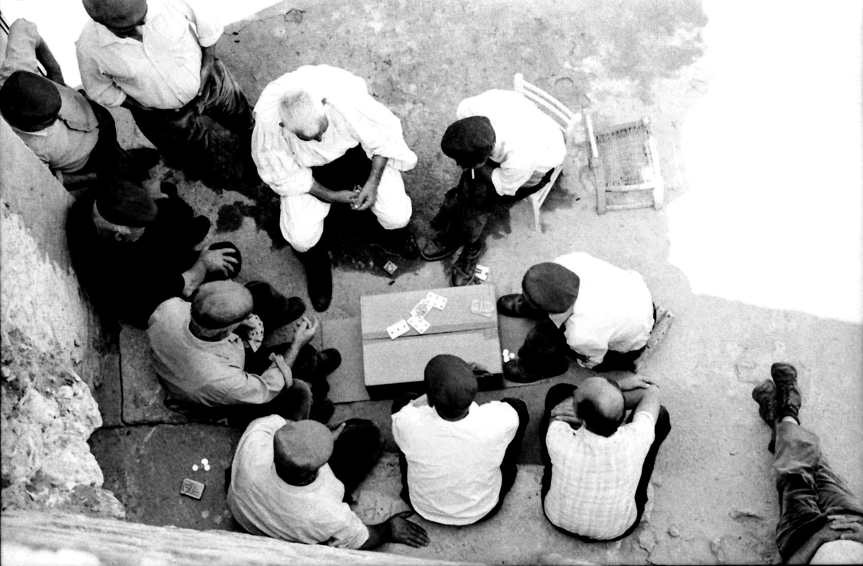CLAUDIO GUALA - partita a carte